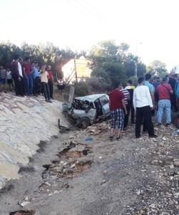 Kahramanmaraş'ta Trafik Kazası Açıklaması 1 Ölü, 5 Yaralı