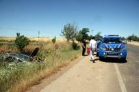 Kilis'te Trafik Kazası Açıklaması 3 Yaralı
