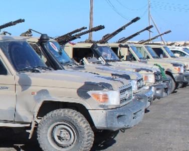 Libya Ordusunun İddiası Açıklaması 'Alıkonulan Türklerden Haberimiz Yok'