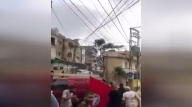 Lübnanlı Bakanın Konvoyuna Silahlı Saldırı Açıklaması 2 Ölü