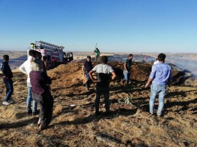 Mardin'de Bir Günde 9 Ayrı Yangına İtfaiye Ekipleri Müdahale Etti