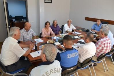 Mersin'de Seyyarla Mücadele Hız Kazanıyor