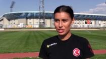YAZ OLİMPİYATLARI - Milli Atlet Tuğba Güvenç'in Gözü Zirvede