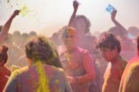 ŞÜKRÜ SÖZEN - 'Motosiklet Festivali' Color Fest Ve Kortejle Sona Erdi