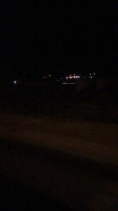 Otomobil Köprüye Çarptı Açıklaması 1 Yaralı