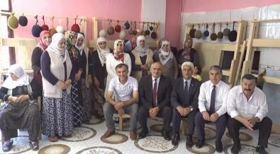 (Özel) Orta Asya'nın 5 Bin Yıllık Halı Kültürü Kayseri'de Yaşatılacak