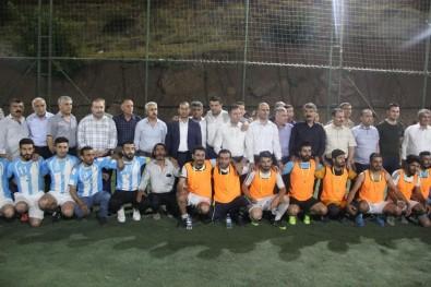 Sason'da Birlik Ve Kardeşlik Futbol Turnuvası Sona Erdi
