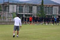 ÜMİT KARAN - Shkupi Teknik Direktörü Ümit Karan, Kamp İçin Bolu'da