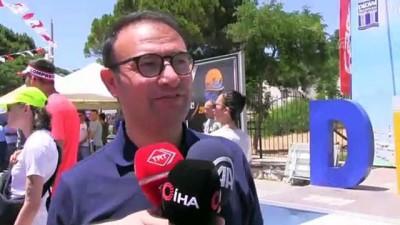 Triatlon Ve Aquatlon Türkiye Şampiyonası Sona Erdi