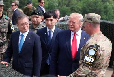 Trump, Güney Kore Lideri İle Görüştü