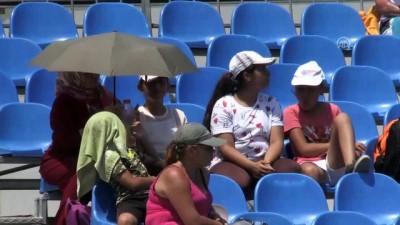 Türkiye, Çim Kort Tenis Turnuvası Organizasyonlarında İddialı