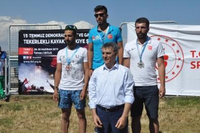 Türkiye Tekerlekli Kayak Şampiyonası Sona Erdi
