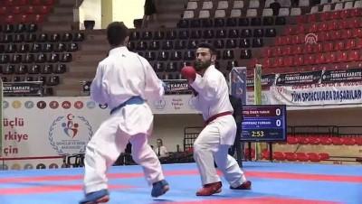 Ümit, Genç Ve 21 Yaş Altı Türkiye Karate Şampiyonası