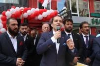 REFAH PARTİSİ - Yeniden Refah Partisi Genel Başkanı Fatih Erbakan, Çorum'da