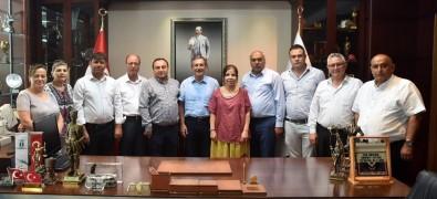 Yörüklerden Başkan Ataç'a Ziyaret