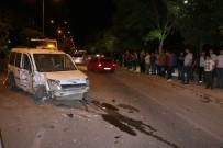 Yozgat'ta Trafik Kazası Açıklaması 3 Yaralı