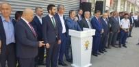 GENÇLİK KOLLARI - AK Parti Teşkilatı Bayramlaştı