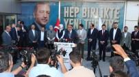 Bakan Kurum Açıklaması 'Binali Yıldırım'ı 23 Haziran'da Başkan Yapacağız'