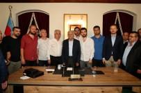 Binali Yıldırım'dan Manav Türkleri Dernekleri Federasyonu Ziyareti