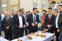 Burdur Valisi Şıldak, Kamu Görevlileri Ve Vatandaşlarla Bayramlaştı