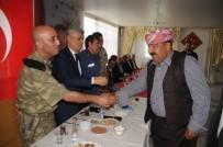 MUSTAFA YıLMAZ - Cizre'de Resmi Bayramlaşma Töreni Yapıldı