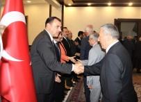 OKTAY KALDıRıM - Elazığ'da Bayramlaşma Programı