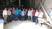KıRKA - Eti Maden Kırka Bor'da Bayramlaşma