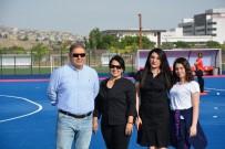 ŞAMPİYONLUK KUPASI - Gazişehir Kadın Taraftarlardan Polisgücü'ne Tam Destek