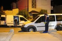 PARMAK İZİ - Karaman'da Park Halindeki İki Araç Kundaklanmak İstendi