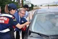 AŞIRI HIZ - Kaymakam Bekarlar Yol Trafiğini Denetledi