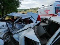 Kepsut'taki Kazada Ölü Sayısı 2'Ye Yükseldi