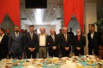 Mardin'deki Bayramlaşmaya Süryaniler De Katıldı