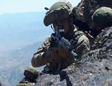 Pençe Harekatı'nda 6 Terörist Etkisiz Hale Getirildi