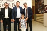 GENÇLİK KOLLARI - Serdivan'da Bayramlaşma Programı