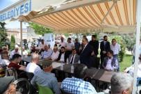 BAŞAKPıNAR - Başakpınar Kuruköprü Ve Kepez'de Bayramlaşma