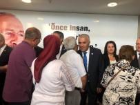 GENÇLİK KOLLARI - CHP Teşkilatı Bayramlaştı