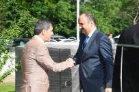 Edirne'de Vali Canalp, Kolluk Güçleri İle Bayramlaştı