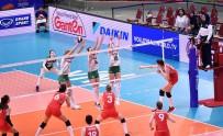 EBRAR - Filenin Sultanları, Bulgaristan'ı 3-0 Mağlup Etti