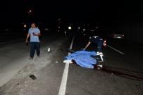Kumluca'da Trafik Kazası Açıklaması 1 Ölü