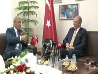 SAADET PARTİSİ - MHP'den CHP'ye Bayram Ziyareti