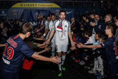 PSG'de Buffon dönemi sona erdi