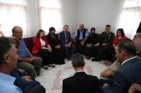Vali Pehlivan'dan Şehit Polislerin Ailelerine Bayram Ziyareti