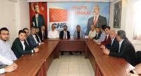 SAADET PARTİSİ - AK Parti'den Siyasi Partilere Bayram Ziyaretleri