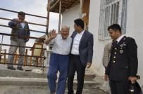 Arguvan'da Kaymakamdan Bayram Ziyaretleri