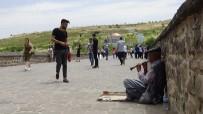 Diyarbakır'da Tarihi Mekanlar Bayramda Doldu Taştı