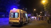 AŞIRI HIZ - Diyarbakır'da Trafik Kazası, 1'İ Çocuk 4 Kişi Yaralandı