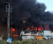 Fabrika Yangınında Ölü Sayısı 5'E Yükseldi