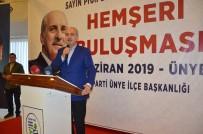 DEVLET MEMURU - 'İstanbul Seçimi Keyfe Gelerek Yenilenmedi'