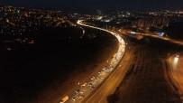 HEREKE - Kocaeli'de Dönüş Çilesi Yoğunluğu Başladı