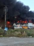 Kocaeli'de büyük fabrika yangını!
